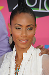 LOS ANGELES, CA. - March 27: Jada Pinkett Smith arrives at Nickelodeon's 23rd Annual Kid's Choice Awards at Pauley Pavilion on March 27, 2010 in Los Angeles, California.