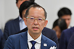 Nakao, <br /> MAY 22, 2017 : Mascot Selection Panel for The Tokyo Organising Committee of the Olympic and Paralympic Games holds its 1st meeeting in Tokyo, Japan. (Photo by AFLO)