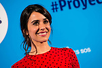 "Macarena Garcia attends to the presentation of the ""Proyecto Sonrisas"" at Gran Teatro Principe Pio in Madrid. March 23, 2017. (ALTERPHOTOS/Borja B.Hojas)"