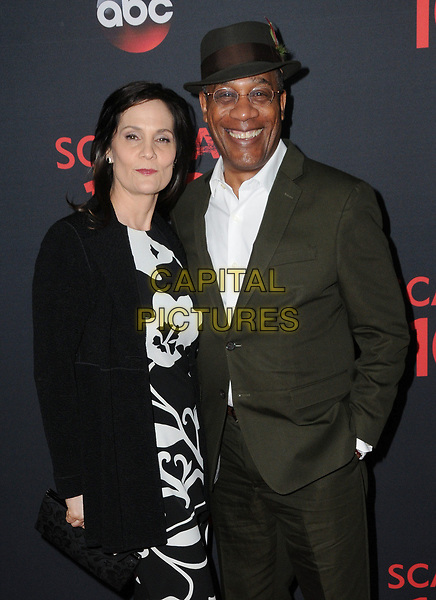 08 April 2017 - West Hollywood, California - Joe Morton. ABC's 'Scandal' 100th Episode Celebration held at Fig &amp; Olive in West Hollywood.   <br /> CAP/ADM/BT<br /> &copy;BT/ADM/Capital Pictures