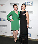 "Holley Fain & Tracee Chimo.pictured at the Opening Night After Party for the Roundabout Theatre Company's Broadway Production of  ""Harvey"" at Studio 54 New York City June 14, 2012"