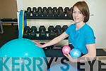 FITNESS: Personal trainer, Ann Scanlon, who is starting fitness classes for the over-50s in Castlegregory.   Copyright Kerry's Eye 2008
