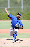 Tarlandus Mitchell / Chicago Cubs 2008 Instructional League..Photo by:  Bill Mitchell/Four Seam Images