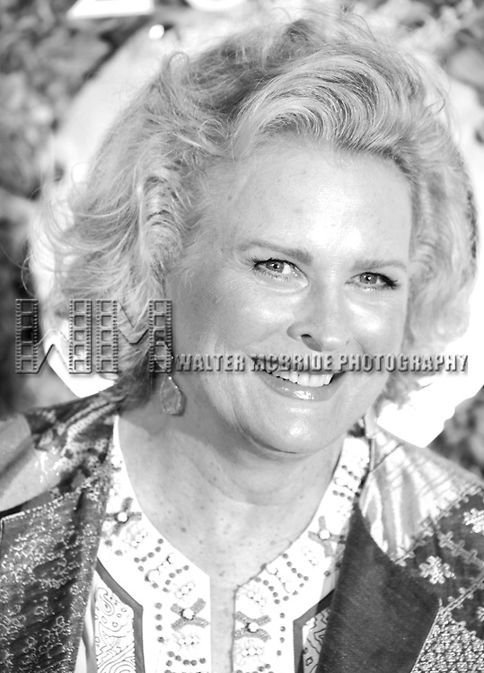 Candice Bergen pictured at the 66th Annual Tony Awards held at The Beacon Theatre in New York City, New York on June 10, 2012.