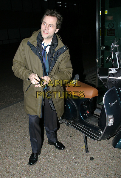 JACK DEE.British Comedy Awards at London Television Studios .10 December 2003.bike, scooter, bicycle, full length, full-length.www.capitalpictures.com.sales@capitalpictures.com.© Capital Pictures.