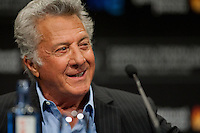 Dustin Hoffman press conference at 60th San Sebastian Film Festival