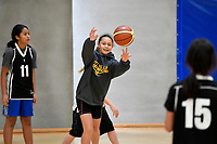 Basketball New Zealand U13 Skills Day at ASB Sports Centre, Wellington, New Zealand on Sunday 9 September 2018.<br /> Photo by Masanori Udagawa. <br /> www.photowellington.photoshelter.com