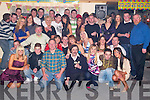 21ST BIRTHDAY: Ciara Canty (seated 4th right) celebrated her 21st birthday in the Hopper Inn Bar, Causeway, on Saturday night with family and friends.   Copyright Kerry's Eye 2008