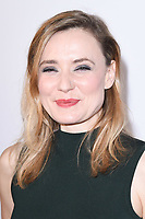 Christine Bottomley<br /> arriving for the London Film Festival 2017 screening of &quot;Funny Cow&quot; at the Vue West End, Leicester Square, London<br /> <br /> <br /> &copy;Ash Knotek  D3327  09/10/2017