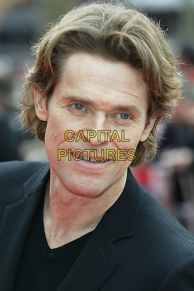 "WILLEM DAFOE.At the UK Film Premiere of ""Mr Bean's Holiday"", Odeon Leicester Square, London, UK..March 25th, 2007.headshot portrait .CAP/DAR.©Darwin/Capital Pictures"