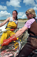 Women Fishermen