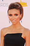 LOS ANGELES, CA - SEPTEMBER 23: Giuliana Rancic arrives at the 64th Primetime Emmy Awards at Nokia Theatre L.A. Live on September 23, 2012 in Los Angeles, California.