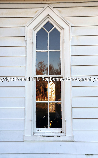 Church Window Shepherdstown Jefferson County West Virginia, window, church window, Shepherdstown oldest town in West Virginia 1734, Thomas Shepherd granted 222 acres on south side Potomac river, Mecklenburg, Shepherd University, Fine Art Photography by Ron Bennett, Fine Art, Fine Art photography, Art Photography, Copyright RonBennettPhotography.com ©