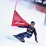 10.03.2012, La Molina, Spain. LG Snowboard FIS Wolrd Cup 2011-2012. Men's parallel giant slalom. Picture show Roland Lukas Mathies AUT