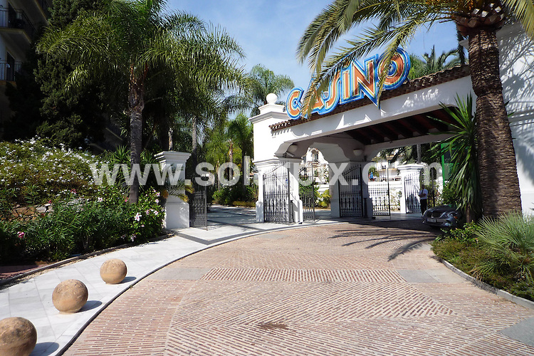**ALL ROUND PICTURES FROM SOLARPIX.COM**.**WORLDWIDE SYNDICATION RIGHTS**.Marbella GVs..This pic:  H10 Andalucia Plaza Casino, Puerto Banus.JOB REF: 7863    AB1       DATE: 12.10.08.**MUST CREDIT SOLARPIX.COM OR DOUBLE FEE WILL BE CHARGED* *UNDER NO CIRCUMSTANCES IS THIS IMAGE TO BE REPRODUCED FOR ANY ONLINE EDITION WITHOUT PRIOR PERMISSION*