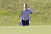 Gavin Moynihan (IRL) at the 3rd green during Thursday's Round 1 of the Dubai Duty Free Irish Open 2019, held at Lahinch Golf Club, Lahinch, Ireland. 4th July 2019.<br /> Picture: Eoin Clarke | Golffile<br /> <br /> <br /> All photos usage must carry mandatory copyright credit (© Golffile | Eoin Clarke)
