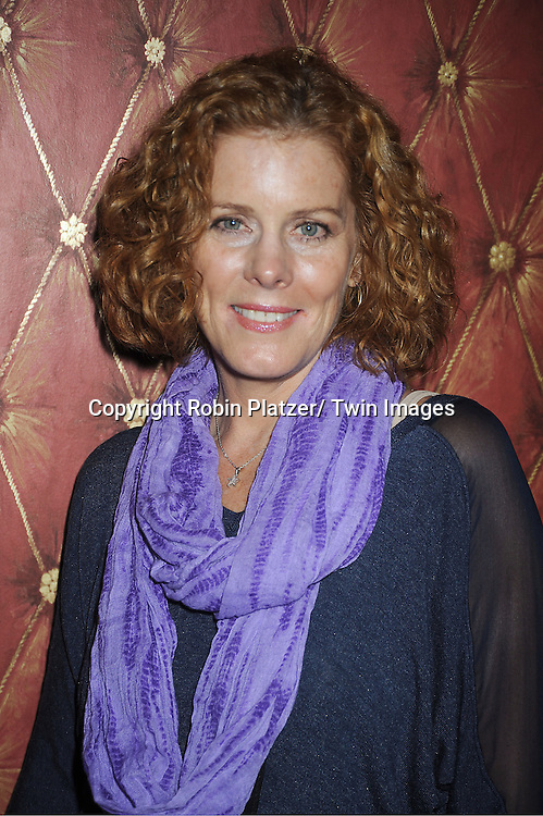 Liz Keifer attend the Daytime Stars and Strike Charity Event benefitting The American Cancer Society on October 7, 2012 at Bowlmor Lanes in Times Square in New York City.