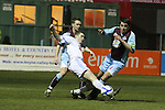 Drogheda Utd V UCD in the Airtricity League. (result UCD 1 Drogheda Utd 0)..(Photo credit should read Jenny Matthews/www.newsfile.ie)....This Picture has been sent you under the conditions enclosed by:.Newsfile Ltd..The Studio,.Millmount Abbey,.Drogheda,.Co Meath..Ireland..Tel: +353(0)41-9871240.Fax: +353(0)41-9871260.GSM: +353(0)86-2500958.email: pictures@newsfile.ie.www.newsfile.ie.
