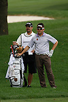 Louis Oosthuizen (RSA) on the10th Fairway on day 1 of the World Golf Championship Bridgestone Invitational, from Firestone Country Club, Akron, Ohio. 4/8/11.Picture Fran Caffrey www.golffile.ie