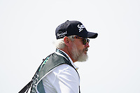 Brian Martin caddy for Shane Lowry (IRL) on the 9th during Round 3 of the Saudi International at the Royal Greens Golf and Country Club, King Abdullah Economic City, Saudi Arabia. 01/02/2020<br /> Picture: Golffile | Thos Caffrey<br /> <br /> <br /> All photo usage must carry mandatory copyright credit (© Golffile | Thos Caffrey)