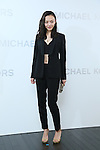 Rila Fukushima, <br /> Nov 20, 2015 : <br /> Model Rila Fukushima <br /> attends the Michael Kors store event in Tokyo, Japan on November 20, 2015.<br /> American luxury brand opened its largest flagship store in Tokyo's renowned Ginza district. (Photo by Yohei Osada/AFLO)