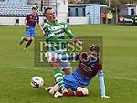 Drogheda United Mark Doyle. Photo:Colin Bell/pressphotos.ie