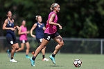 CARY, NC - JUNE 01: Lynn Williams. The North Carolina Courage held a training session on June 1, 2017, at WakeMed Soccer Park Field 7 in Cary, NC.