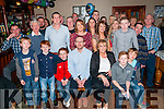 40th Birthday : Joe Murphy, Ballyduff celebrating his 40th birthday with family & friends at Lowe's Bar, Ballyduff on Saturday night last.
