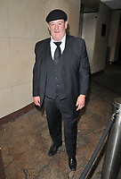LONDON, ENGLAND - SEPTEMBER 09: Johnny Vegas at the TV Choice Awards 2019, London Hilton Park Lane, Park Lane on Monday 09 September 2019 in London, England, UK. <br /> CAP/CAN<br /> ©CAN/Capital Pictures
