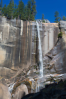 Vernal fall in September, Yosemite National Park, California