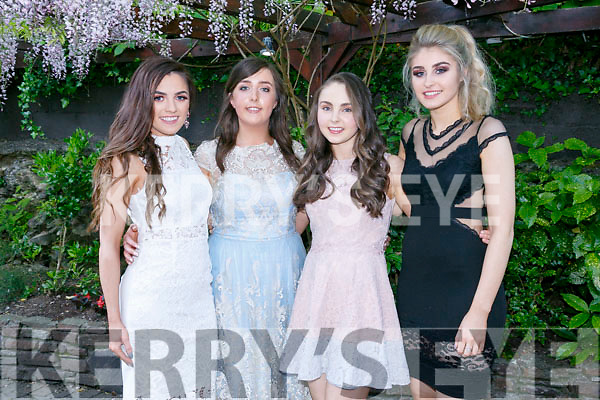 At the Brookfield College Graduation in the Ballyroe Heights Hotel on Thursday were Rachel Moriarty, Marguerite O'Riordan, Bridget Sheehan and Aisling OCarroll