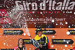 Esteban Chaves (COL) Mitchelton-Scott wins Stage 19 of the 2019 Giro d'Italia, running 151km from Treviso to San Martino di Castrozza, Italy. 31st May 2019<br /> Picture: Massimo Paolone/LaPresse | Cyclefile<br /> <br /> All photos usage must carry mandatory copyright credit (© Cyclefile | Massimo Paolone/LaPresse)