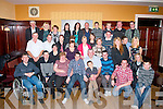 9418-9424.---------.Ket to the Door.---------------.Jason Dunlea,Iveragh Pk,Killorglin(seated centre)celebrated his 21st birthday last Friday with many friends and family in the Manor Inn,Killorglin.