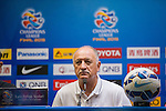 Guangzhou Evergrande team formers attends their press conference ahead their AFC Champions League Final Match 2nd Leg against Al Ahli at the Tianhe Sport Center on 20 November 2015 in Guangzhou, China. Photo by Victor Fraile / Power Sport Images