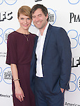Katie Aselton and Mark Duplass<br /> <br />  attends 2015 Film Independent Spirit Awards held at Santa Monica Beach in Santa Monica, California on February 21,2015                                                                               &copy; 2015Hollywood Press Agency
