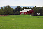 PASTURE AND BARN IN GETTYSBURG