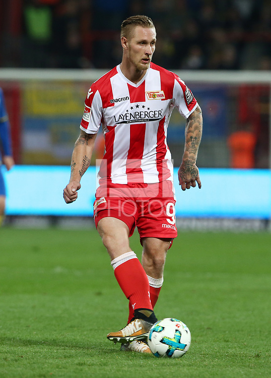 Sebastian Polter      <br /> / Sport / Football Football / zweite 2.Bundesliga  DFL /  2017/2018 / 15.09.2017 / 1.FC Union Berlin FCU vs. BTSV Eintracht Braunschweig 170915053 /      <br />     *** Local Caption *** &copy; pixathlon<br /> Contact: +49-40-22 63 02 60 , info@pixathlon.de