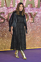 "Myleene Klass<br /> arriving for the ""Bohemian Rhapsody"" World premiere at Wembley Arena, London<br /> <br /> ©Ash Knotek  D3455  23/10/2018"