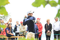 Martin Kaymer (GER) on the 10th during the final day of the Omega European Masters, Crans-Sur-Sierre, Crans Montana, Switzerland.4/9/11.Picture: Golffile/Fran Caffrey..