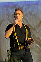 LONDON, ENGLAND - SEPTEMBER 9: Ian &quot;H&quot; Watkins of 'Steps' performing at BBC Proms in The Park, Hyde Park on September 9, 2017 in London, England.<br /> CAP/MAR<br /> &copy;MAR/Capital Pictures