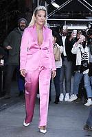 JAN 16 Rita Ora seen In NYC