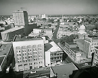 1961 October 6..Redevelopment.Downtown North (R-8)..Downtown Progress..North View from VNB Building..HAYCOX PHOTORAMIC INC..NEG# C-61-5-88.NRHA#..