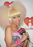 Nicki Minaj at The iHeartRadio Music Festival held at The MGM Grand in Las Vegas, California on September 24,2011                                                                               © 2011 DVS / Hollywood Press Agency