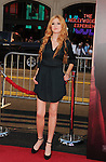 HOLLYWOOD, CA- SEPTEMBER 15: Actress Katherine McNamara arrives at the 'This Is Where I Leave You' - Los Angeles Premiere at TCL Chinese Theatre on September 15, 2014 in Hollywood, California.