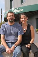 Domaine Christine and Pascale Pibaleau, Azay le Rideaux, Touraine, Loire, France