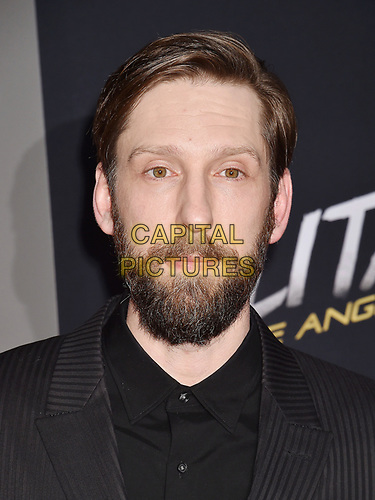WESTWOOD, CA - FEBRUARY 05: Joel David Moore attends the Premiere Of 20th Century Fox's 'Alita: Battle Angel' at Westwood Regency Theater on February 05, 2019 in Los Angeles, California.<br /> CAP/ROT/TM<br /> ©TM/ROT/Capital Pictures