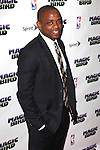 "Dule Hill pictured at the ""Magic/Bird"" Opening Night Arrivals at the Longacre Theatre in New York City on April 11, 2012 © Walter McBride / WM Photography  Ltd."