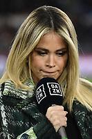 Diletta Leotta DAZN journalist <br /> Roma 5-1-2020 Stadio Olimpico <br /> Football Serie A 2019/2020 <br /> AS Roma - Torino FC <br /> Foto Andrea Staccioli / Insidefoto