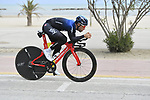 Jonathan Castroviejo (ESP) Team Sky recons the course before the start of Stage 7 of the Race of the Two Seas, the 54th Tirreno-Adriatico 2019, an individual time trial running 10.1km around San Benedetto del Tronto, Italy. 19th March 2019.<br /> Picture: LaPresse/Fabio Ferrari | Cyclefile<br /> <br /> <br /> All photos usage must carry mandatory copyright credit (&copy; Cyclefile | LaPresse/Fabio Ferrari)