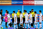 AFC Futsal Championship Chinese Taipei 2018 match between Malaysia and Chinese Taipei at  Xinzhuang Gymnasium on 03 February 2018 in Taipei, Taiwan. Photo by Marcio Rodrigo Machado / Power Sport Images